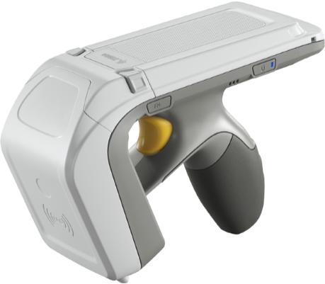 Mobilny czytnik RFID RFD8500